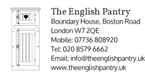 The English Pantry Info